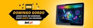 asino: Domingo Gordo -Promoção expirada-