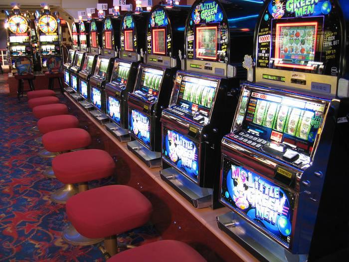 Escolha jogos de jackpot menores