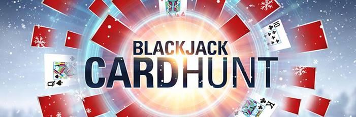 Casino Blackjack CardHunt – Até 1000€